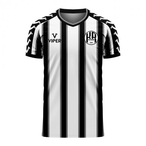 KR Reykjavik 2020-2021 Home Concept Football Kit (Viper) - Kids