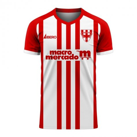 River Plate de Montevideo 2020-2021 Home Concept Kit (Libero)