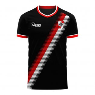 River Plate 2020-2021 Third Concept Football Kit (Airo)