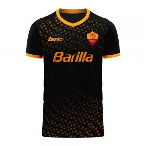 Roma 2020-2021 Fourth Concept Football Kit (Libero)