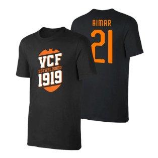 Valencia Football t-shirt AIMAR - Black