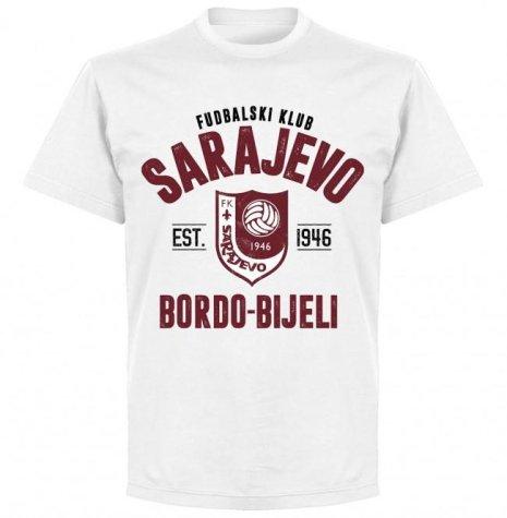 Sarajevo Established T-shirt - White