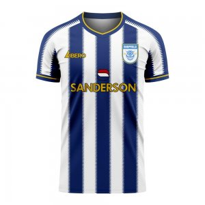 Sheffield 2020-2021 Home Concept Football Kit (Libero) - Baby