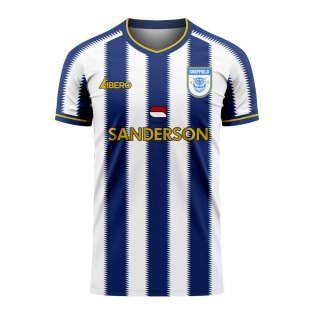 Sheffield 2020-2021 Home Concept Football Kit (Libero)