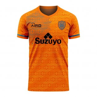 Shimizu S-Pulse 2020-2021 Home Concept Shirt (Airo)