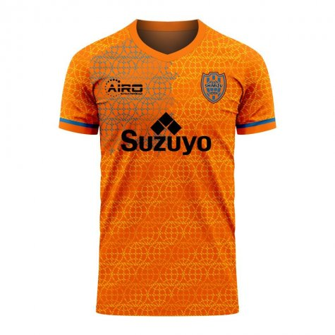 Shimizu S-Pulse 2020-2021 Home Concept Shirt (Airo) - Little Boys