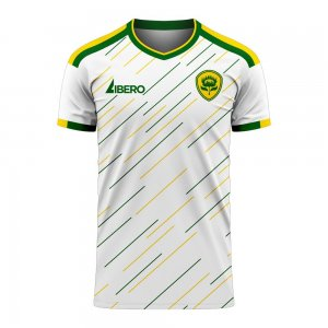 South Africa 2020-2021 Third Concept Football Kit (Libero) - Womens