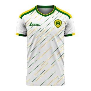 South Africa 2020-2021 Third Concept Football Kit (Libero)