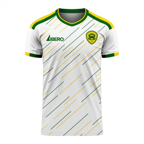 South Africa 2020-2021 Third Concept Football Kit (Libero) - Little Boys