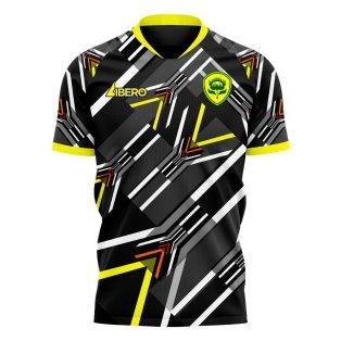 South Africa 2020-2021 Away Concept Football Kit (Libero)