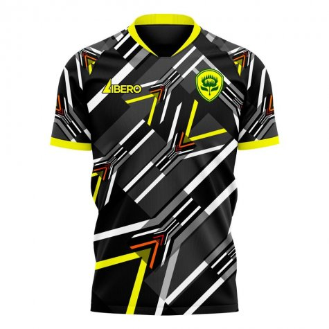 South Africa 2020-2021 Away Concept Football Kit (Libero) - Womens