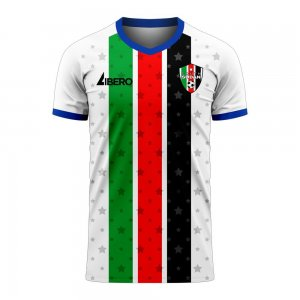 South Sudan 2020-2021 Home Concept Football Kit (Libero) - Womens