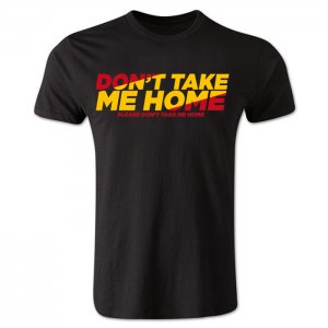 Dont Take Me Home - Spain T-Shirt (Black)
