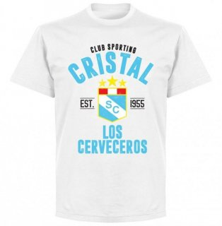 Sporting Cristal Established T-Shirt - White