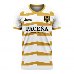The Strongest 2020-2021 Away Concept Football Kit (Libero)