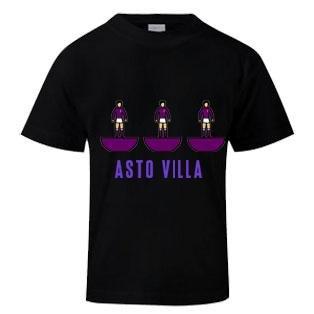 Aston Villa Subbuteo T-Shirt