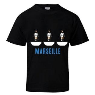 Marseille Subbuteo T-Shirt