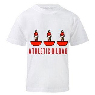 Athletic Bilbao Subbuteo T-Shirt