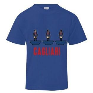 Cagliari Subbuteo T-Shirt