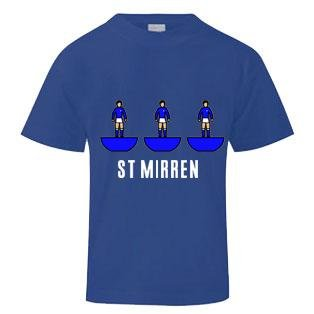 St Mirren Subbuteo T-Shirt