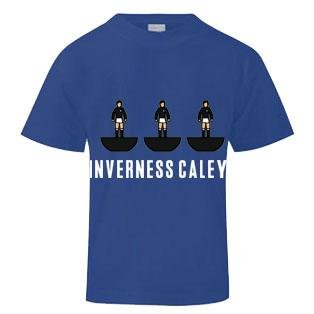 Inverness Caley Subbuteo T-Shirt