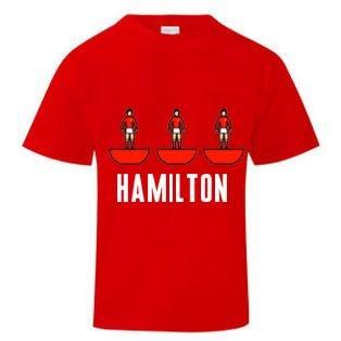 Hamilton Subbuteo T-Shirt