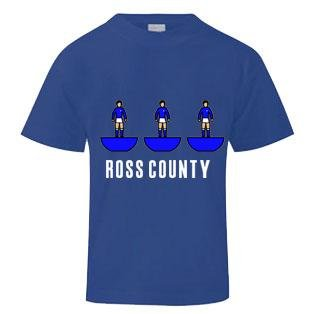 Ross County Subbuteo T-Shirt