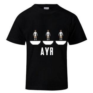 Ayr Subbuteo T-Shirt