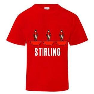 Stirling Subbuteo T-Shirt