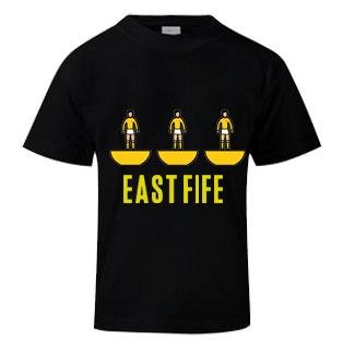 East Fife Subbuteo T-Shirt
