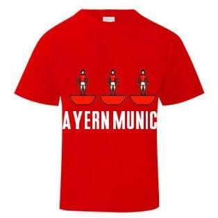 Bayern Munich Subbuteo T-Shirt