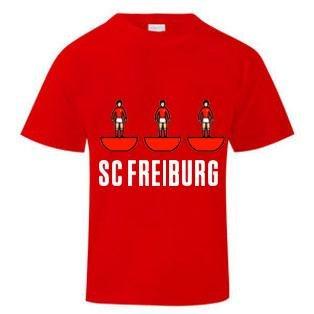 SC Freiburg Subbuteo T-Shirt