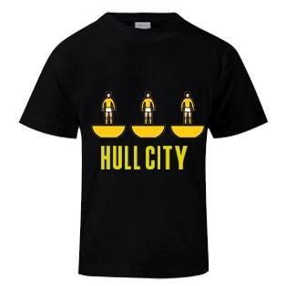 Hull City Subbuteo T-Shirt