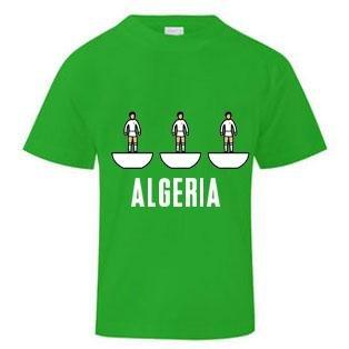 Algeria Subbuteo T-Shirt