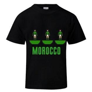 Morocco Subbuteo T-Shirt