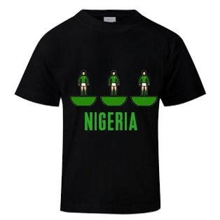Nigeria Subbuteo T-Shirt