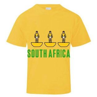 South Africa Subbuteo T-Shirt