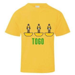 Togo Subbuteo T-Shirt