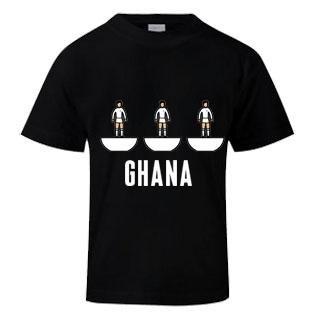 Ghana Subbuteo T-Shirt