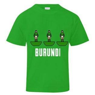 Burundi Subbuteo T-Shirt