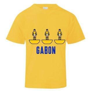 Gabon Subbuteo T-Shirt