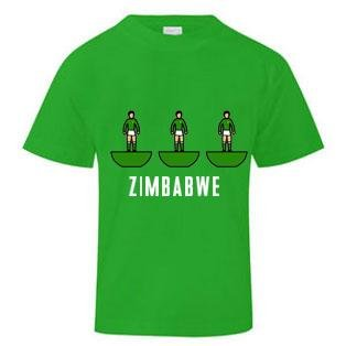 Zimbabwe Subbuteo T-Shirt