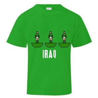 Iraq Subbuteo T-Shirt