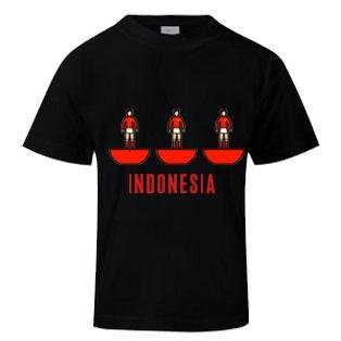 Indonesia Subbuteo T-Shirt