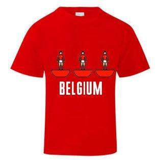 Belgium Subbuteo T-Shirt