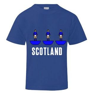 Scotland Subbuteo T-Shirt