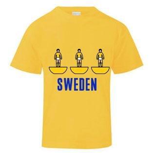 Sweden Subbuteo T-Shirt
