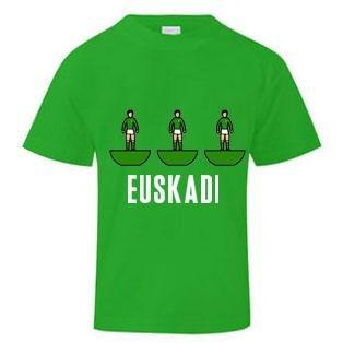 Euskadi Subbuteo T-Shirt