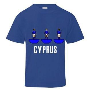 Cyprus Subbuteo T-Shirt
