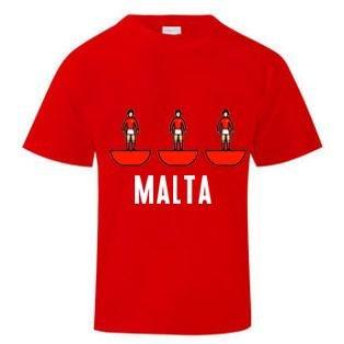 Malta Subbuteo T-Shirt